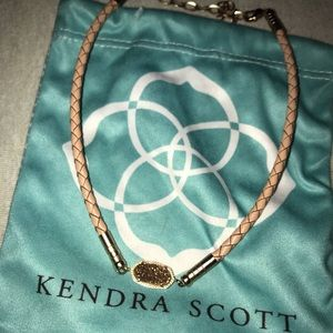 Kendra Scott braided choker